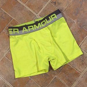 Under Armour compression underwear size boys XS